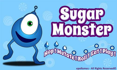 Sugar Monster - Hop Eat and Play 1