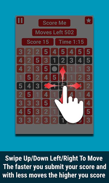 [JEU ANDROID - STRAIGHT PENTA] Jeu De Puzzle [Gratuit] ScreenShot3
